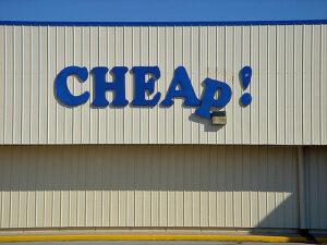 cheap loans not always a great deal