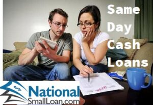 great APR at National Small Loan