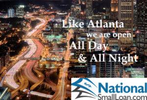 Atlanta payday loans